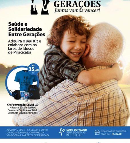Cartaz Compaixão entre gerações