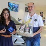 Emoção marca entregas para ganhadores do Aniversário Premiado Café Morro Grande