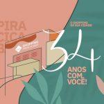 Vídeo com relatos históricos comemora 34 anos do Shopping Piracicaba